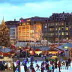 Zürich zieht Shopper das ganze Jahr über an