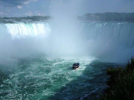 Niagara Wasserfälle