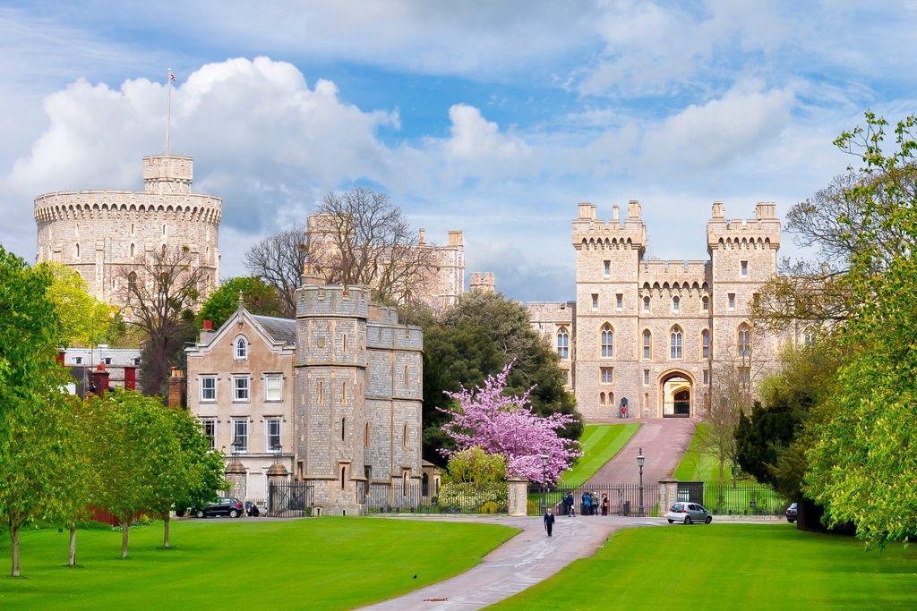 Die Schlösser der Royals: Windsor Castle