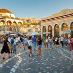 Monastiraki-Platz