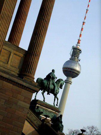 Berlin zwischen Alt und Neu
