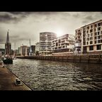 Hamburg, Sandtorhafen