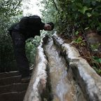 Wasserspiel Alhambra