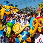 Gelebte Kultur im kolumbianischen Barranquilla