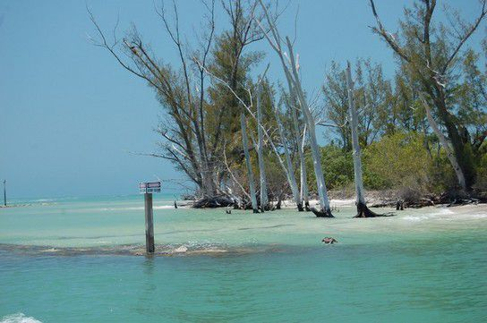 nähe Sanibel Island