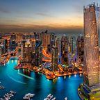 Hier geben Touristen am meisten aus, Platz 1: Dubai
