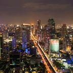 Atemberaubende Rooftop-Clubs in Bangkok