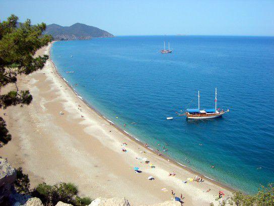 Bucht von Olympos