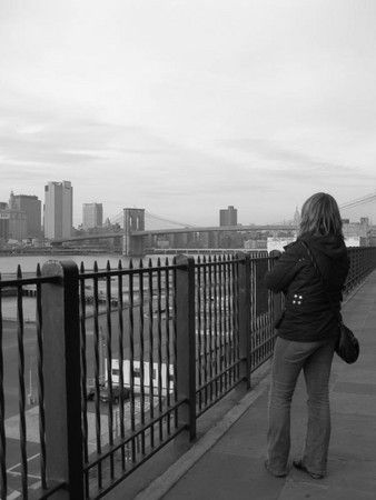 NY - Blick auf Manhatten