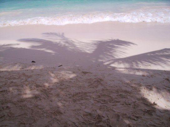 Punta Cana, Schatten