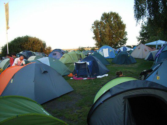 Campingplatz Zeeburg