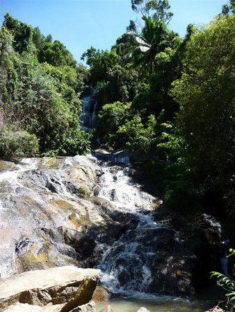Wasserfall, Koh Samui