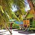 Bungalow am Strand von Pulau Tioman