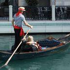 Eine Stadt, die auf dem Wasser schwimmt. Was könnte romantischer sein als Venedig?