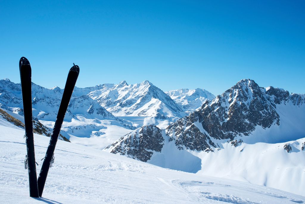 Beste Wintersportkonditionen an der Zugspitze