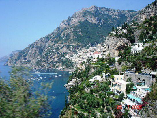 Amalfi-Küste Italien