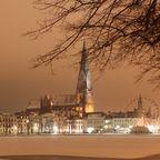 Winterliches Schwerin