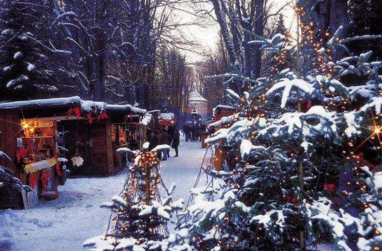 Adventmarkt in Steyr