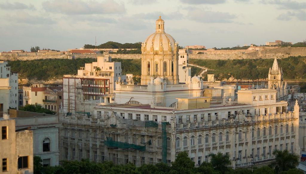 "Das ""Museo de la Revolución"" war einst der Präsidentenpalast"