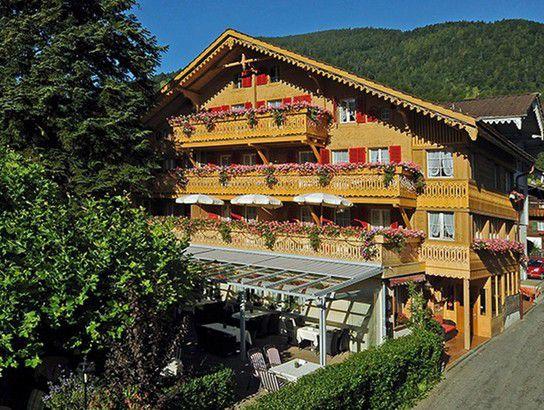 Alpenblick Hotel Restaurant Gourmet
