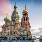 Spielstätten der Fußball-WM 2018: Sankt Petersburg