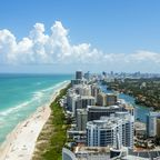 Platz 4: South Beach, Miami Beach