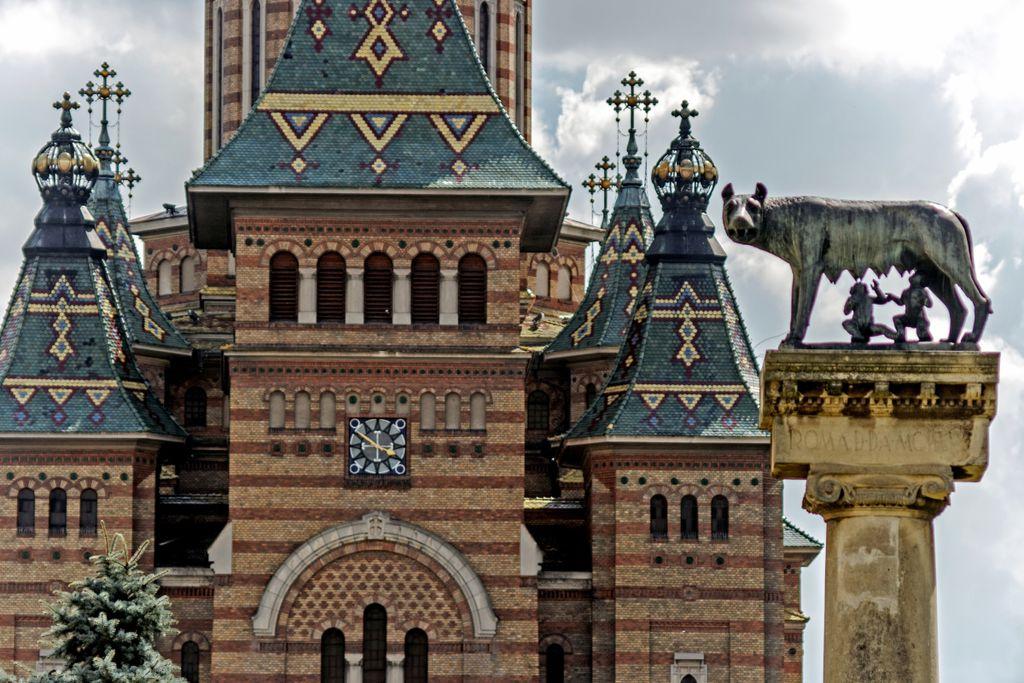 Timișoara 2021: Altstadtsanierung als Bewerbungsargument