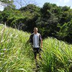 Wanderung zum vulkan auf St.Kitts