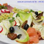 Alt-Connewitz - Restaurant Anti Pasti Platte