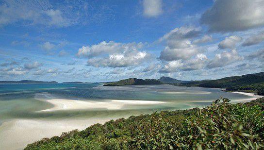 Haven´s Beach, Whitsunday Islands/Australien