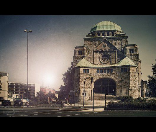Essen (Ruhr), Alte Synagoge