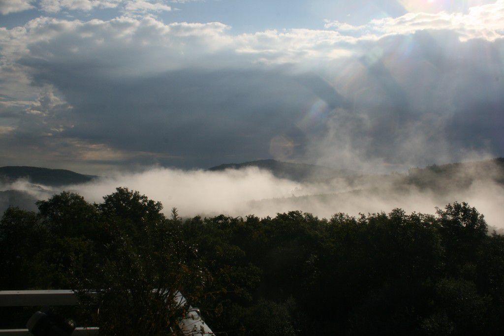 Wolken über Bremthal