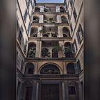 Römischer Innenhof