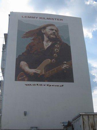 Kavarna's Rock Idole - Lemmy Killmister