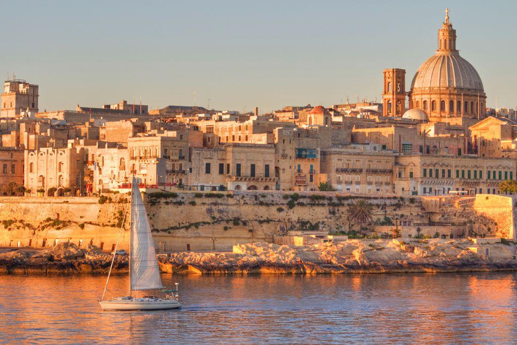 Platz 3: Malta