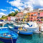 Capri, die immergrüne Insel im Golf von Neapel
