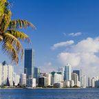 In Miami liegt der Bierpreis bei durchschnittlich 4,38 € pro Bier.