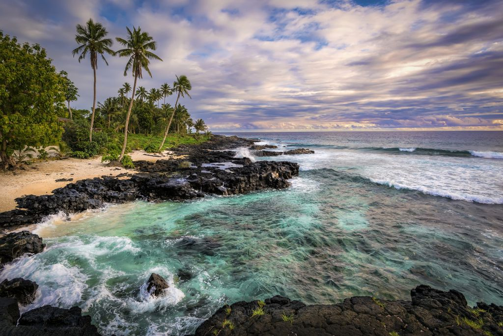 Auf Amerikanisch-Samoa wartet tropische Einsamkeit
