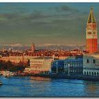 Morgenlicht in Venedig