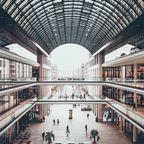 Die Mall of Berlin ist das zweitgrößte Einkaufszentrum der Stadt
