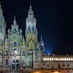 In Santiago de Compostela endet der berühmteste Pilgerweg, der Jakobsweg.