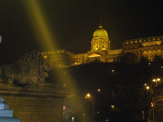 Budapest - bei Nacht