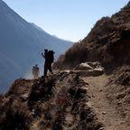 Pfad zum Himalaya