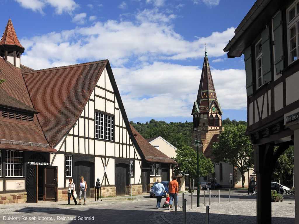 Weinbaumuseum Alte Kelter