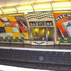 Metrostation Sèvres-Babylone