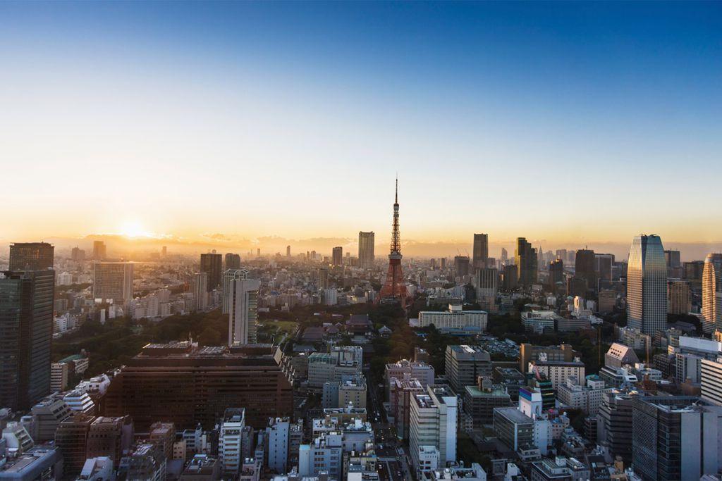 Im November feiert Tokio seine Stadtgeschichte mit einer großen Parade.