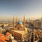 Mohammad al amin Moschee Beirut