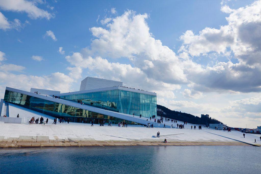 Oslo - Mix aus Natur und Stadtleben