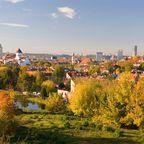 Litauen eignet sich im Sommer für Städtereisen - aber auch Aktivurlauber.