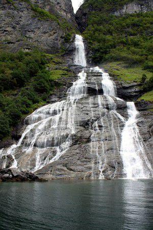 Geirangerfjord -